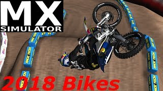 MX Simulator - SX Best Practice Track (New 18 Dynos)