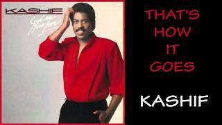 Kashif - That