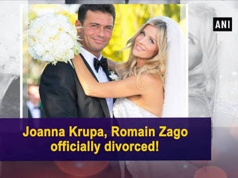 Joanna Krupa, Romain Zago ly divorced!  Hollywood