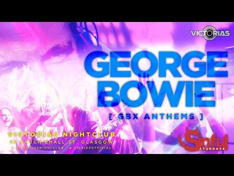 GBX George Bowie Live at Victoria's Glasgow November 2016 - Filmed by UXXV Media