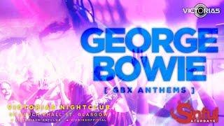 gbx george bowie live at victoria s glasgow november 2016 filmed by uxxv media