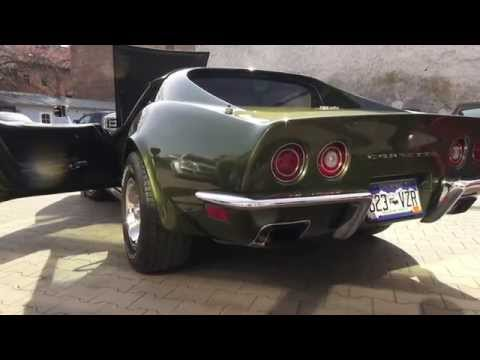 Chevrolet Corvette Stingray C3 Exhaust SOUNDS!