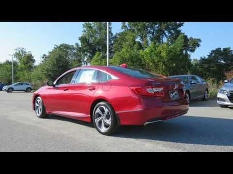 New 2019 Honda Accord Greenville SC Easley, SC #192391 - SOLD