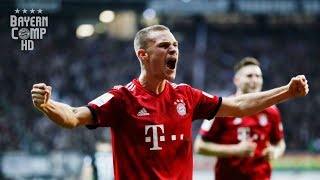 Joshua Kimmich 2018/19 - The Best Right Fullback