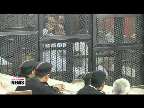 Int'l community condemns Egypt's mass death penalty ruling
