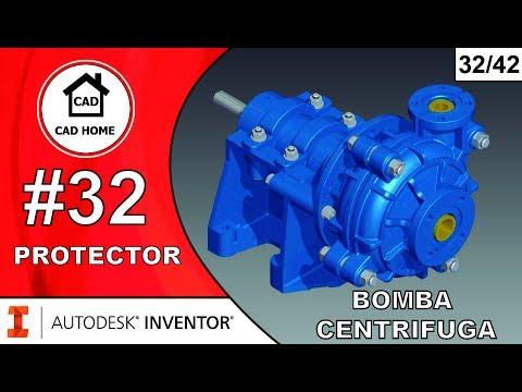 32. Protector – Bomba Centrífuga
