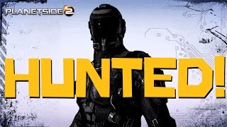 Planetside 2 | Getting Hunted!! (Infiltrator Sniper Gameplay!)