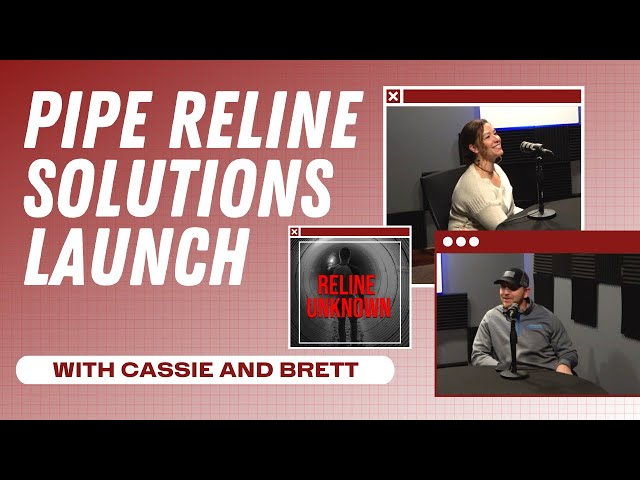 Pipe Reline Solutions Launch