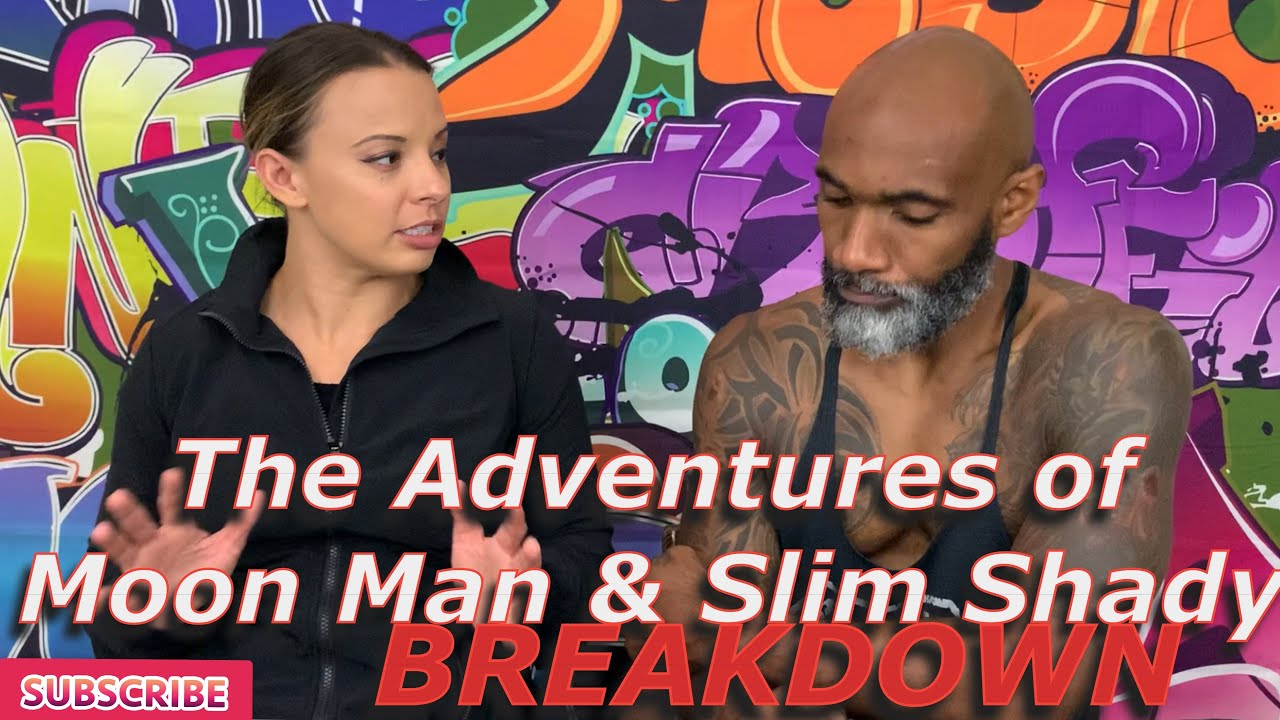 The Adventures od Moon Man & Slim Shady (feat Eminem)(Review)