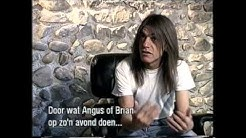 interview Malcolm Young, Angus Young and Phil Rudd