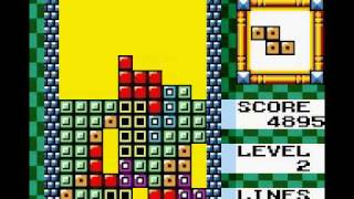 Tetris DX (Game Boy Color) with commentary