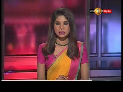 News 1st: Prime Time Sinhala News - 10 PM   (19-04-2018)