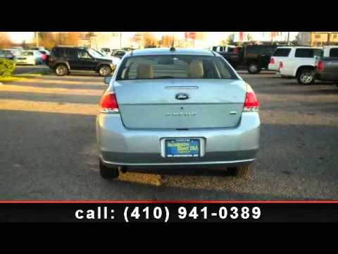 2008 Ford Focus - Automotive Direct USA - Millersville/Baltimore, MD 21108