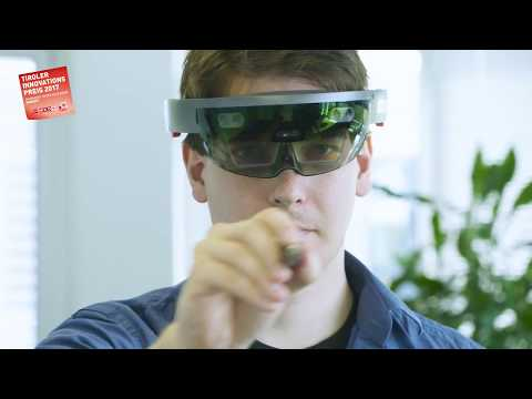 Holo-Light: Mixed Reality professionals deutsche Version