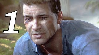 Uncharted 4 Gameplay Walkthrough Part 1 No Commentary