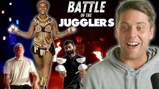 Battle of The Jugglers with Josh Horton CLP ep.14