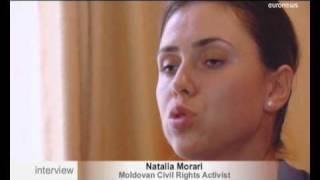 Interview - Moldovan Activist Natalia Morari