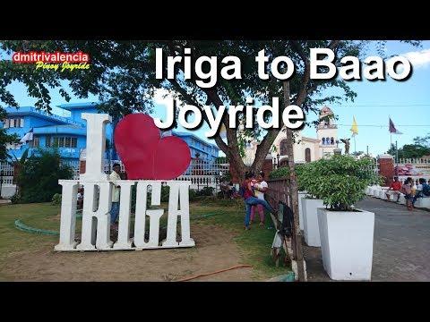 Pinoy Joyride - Iriga to Baao Bicol Joyride