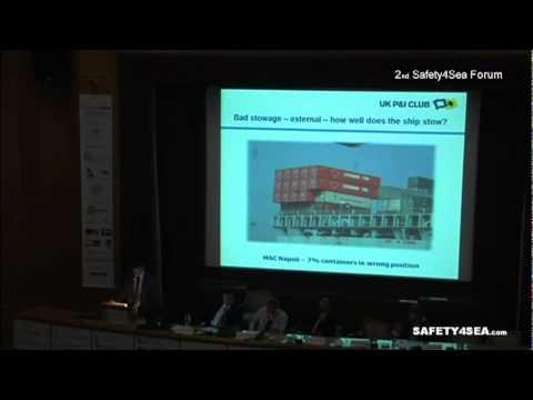 2011 SAFETY4SEA Forum - Nick Milner