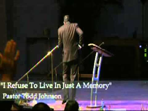 United Pentecostal Church - I Refuse To Live In Just A Memory