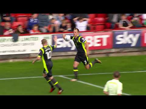 Crewe 0 - 5 Carlisle United - match highlights