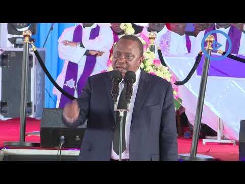 Handshake with Raila Odinga is here to stay - Uhuru Kenyatta
