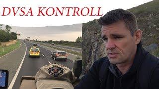 Túlvezettem! Kivett a rendőr Angliában DVSA kontroll
