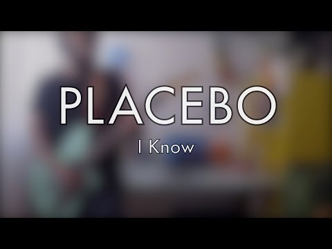 placebo - i know (guitar & bass cover)