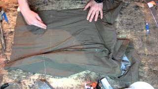 Как приталить (заузить) рубашку. Часть 1