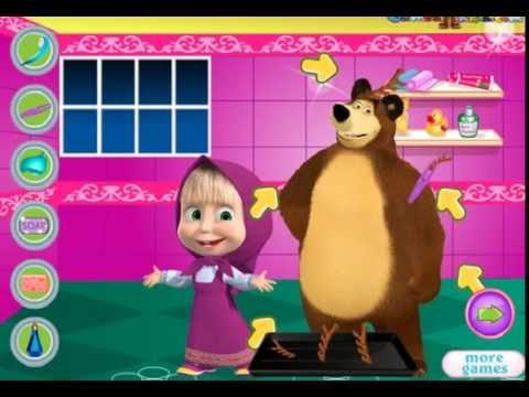мультики про Маша и медведь | смотреть мультики. мультик игра. Masha and the Bear-cartoon