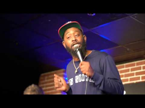 Karlous Miller Stand Up At The D.C. Improv