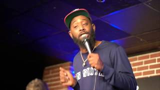 Karlous Miller Stand Up At The D.C. Improv @karlousm
