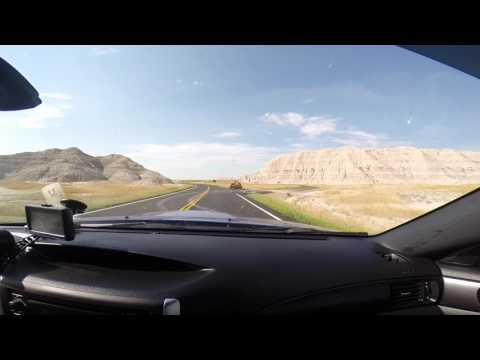 EPIC ROADS TO DISCOVER - Badlands South Dakota
