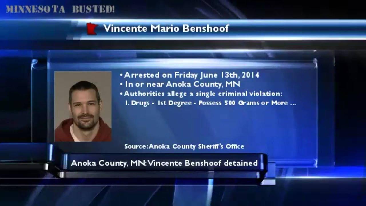 Mugshot Files: Makenzee Benshoof Iowa