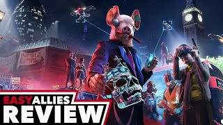 Watch Dogs: Legion - Easy Allies Review (Video Game Video Review)