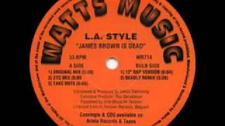 James Brown Is Dead (12inch Rap Version).mp4