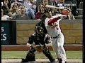 Cardinals @ Pirates 9/21/01 (Pujols first career Grand Slam)