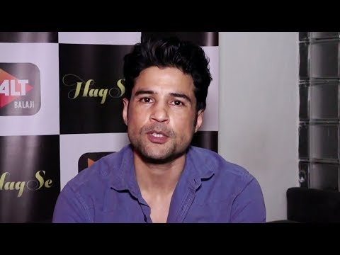 Rajeev Khandelwal's Interview For His...