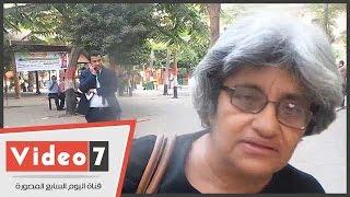 """ليلى سويف """"نادى أعضاء تدريس جامعة القاهرة فقد أهميته"""""""