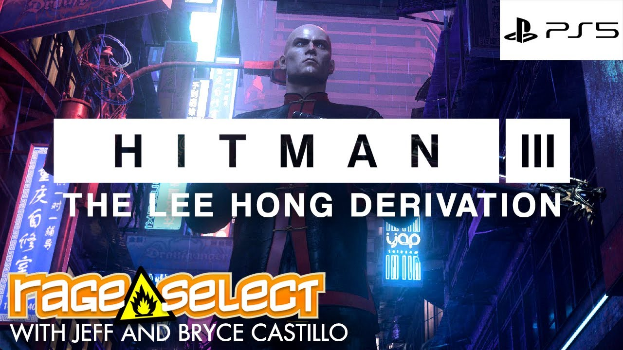 Hitman 3 - The Lee Hong Derivation (The Dojo) Let's Play