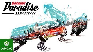 Burnout Paradise Remastered Official Reveal Trailer