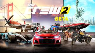 The Crew 2: Open Beta - The Gamer Society - Live Stream