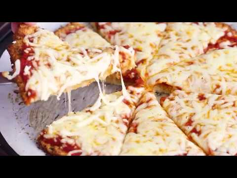 How to Make the Best Cauliflower Pizza Crust