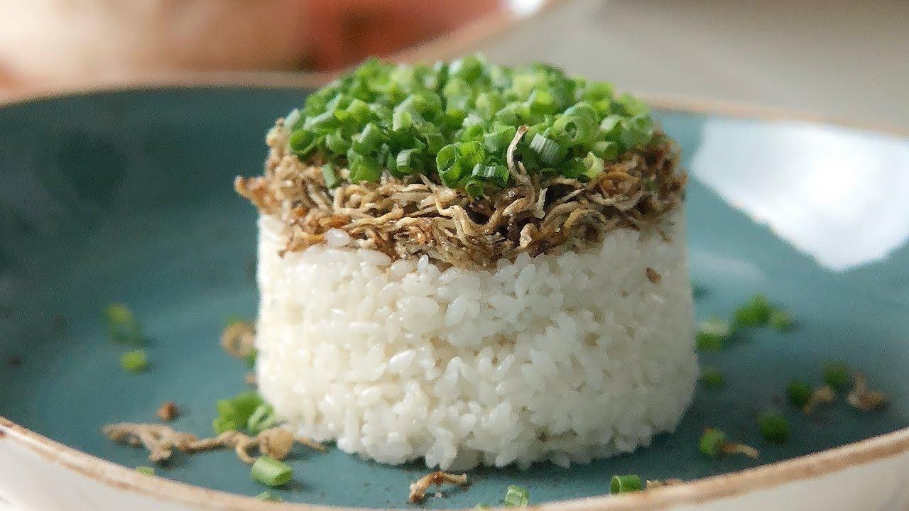 지리멸 볶음 덮밥 | 간편요리 | 멸치볶음 |  stir-fried anchovies rice  | manna recipe | 만나레시피