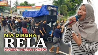 Download Pertama Kali NIA DIRGHA - RELA - FULL KOPLO TERBARU VERSI JALANAN IRAMA INDONESIA