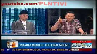 Video SERU, Debat Nachrowi (Nara) VS Basuki (Ahok). [Cawagubnya Foke Vs Jokowi] Metro Tv download MP3, 3GP, MP4, WEBM, AVI, FLV Desember 2017