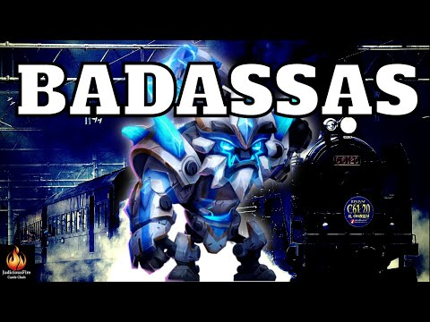 Sasquatch RETURNS Castle Clash Best Heroes Ultimate Build