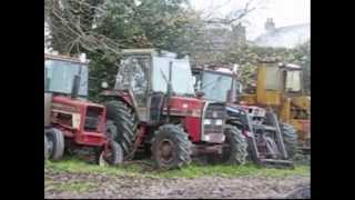 Another Vintage Tractor Dealer in Wales