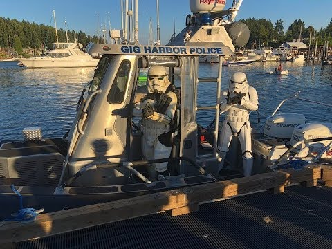 Gig Harbor Police Department - 2018 National Night Out