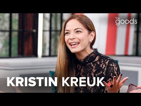 Kristin Kreuk on her New  Burden of Truth  The Goods